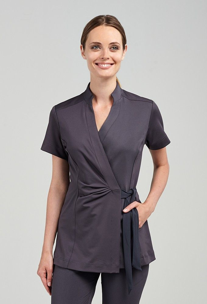 Spa s beauty uniform corporate wear singapore for Spa uniform female