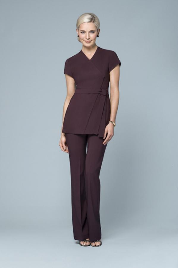 Crossover spa corporate wear singapore for Spa uniform singapore